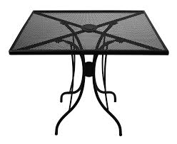 Black Wrought Iron Patio Furniture Sets by Patio Excellent Steel Patio Furniture Outdoor Metal Tables For
