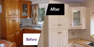 The Kitchen Facelift Company The Kitchen Facelift Company - Can you paint your kitchen cabinets