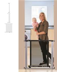 Pressure Mounted Baby Gate 61 Inch Baby Gates Baby And Pet Gates