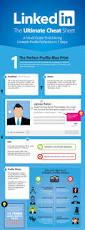 linkedin resume tips the ultimate linkedin cheat sheet infographic infographic the ultimate linkedin cheat sheet infographic