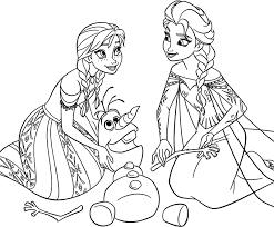 printable 44 princess coloring pages frozen 8795 disney