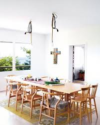 Concrete Dining Room Table Long Kitchen Table At Rustic Dining Table Scandinavian Dining Room