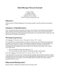 Resume Samples For Jobs In Usa by Pleasing S Retail Resume For Job Associate Examples Jobs Objective