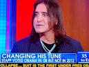 Obama loses all-important Scott Stapp vote, FOX News gloats ...
