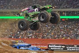 monster trucks cool video monster trucks hit uae this weekend video motoring middle east