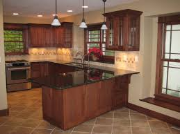 Remodeled Kitchens With White Cabinets by Complete Arts And Crafts Quartersawn White Oak Kitchen Remodel