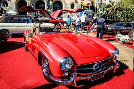 Classics Show exibe Mercedes-Benz 300 SL – Memória Motor