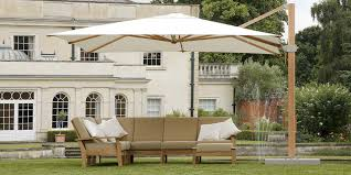 Offset Patio Umbrella by Offset Patio Umbrella Aluminum Stainless Steel Wooden