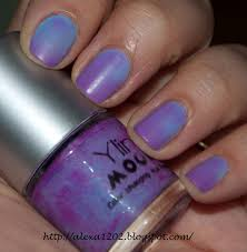 addicted to konad review ylin mood color changing nail polish