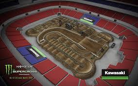 motocross race tonight 2017 monster energy supercross track layouts transworld motocross
