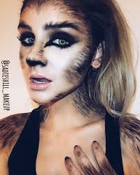 50 terrifyingly creative halloween makeup ideas to try women