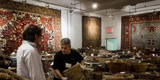 Persian Rugs Nyc by The Persian Rug Trade Is Back In Business
