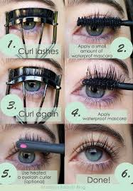 how to curl stubborn and difficult to curl lashes mateja u0027s