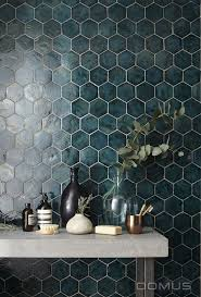 Mosaic Bathroom Tile by Top 25 Best Hexagon Tiles Ideas On Pinterest Traditional Trends