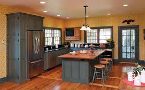Restaining Kitchen Cabinets Several Ideas In Repainting Kitchen Cabinets In Simple Ways