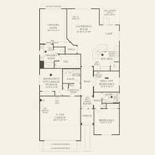 Centex Home Floor Plans by Plan 1 Gateway At Avelina In Perris California Pulte