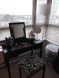 Linon Home Decor Vanity Set With Butterfly Bench Black Vanity Black Vanity Set With Zebra Bench Black Vanity And Bench