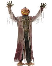 animatronic halloween props corn stalker animated decoration halloween wiki fandom powered