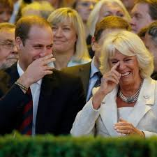 prince william prince harry camilla parker bowles pictures