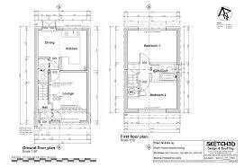 Small House Building Plans Example Building Plans Developer 2 Bedroom House