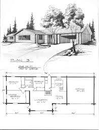 king log and beam log home plans