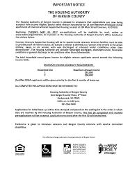 public notice u2013 housing authority of bergen county