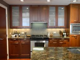 Kitchen Cabinet Top Decor by Glass Kitchen Cabinets Doors 32 Stunning Decor With Glass Cabinet