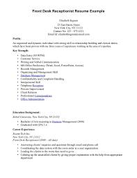 Receptionist Job Description Sample Sample Job Description For An  Accounting Clerk Receptionist Administrative Assistant Job Description