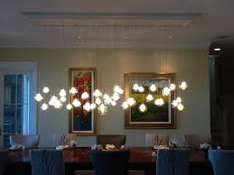 modern contemporary dining room chandeliers kadur chandelier over