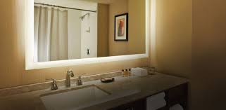 Light Up Makeup Mirror Beautiful Ideas Light Up Mirrors Bathroom Vanity Mirror With