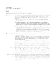 educational attainment example in resume example resume for ojt financial management students frizzigame sample resume for ojt in banks frizzigame