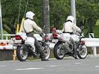 オートバイ:ファイル:警務隊用オートバイ.