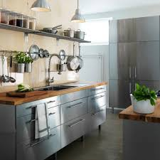 Kitchen Furniture Online India Kitchen Stainless Steel Cabinets On Casters Stainless Steel