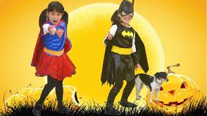 Supergirl Halloween Costume Halloween Costumes Kids Girls Batgirl Supergirl