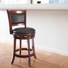 Good Quality Swivel Chairs For Living Room Boraam Augusta 29 In Swivel Bar Stool Hayneedle