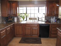 Height Of Kitchen Cabinet by Kitchen White Cabinets And Wood Floors Cabinet Hardware