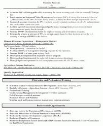 Resume Retail Template Manager Resume Format Property Management Resumes Samples
