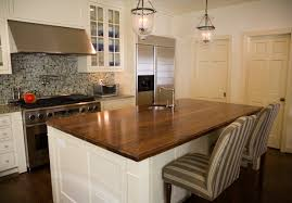 small countertop cabinet creditrestore us small kitchen design with waterlox countertop finishes and upholstered bar stools plus pendant lighting also mosaic