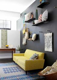 Jewel Tone Living Room Decor How To Design With And Around A Yellow Living Room Sofa