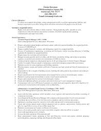 Career Objective For Bank Branch Manager Resume Sample Xerox S Manager Resume S Branch