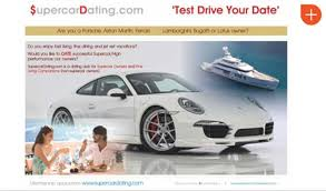 Supercar dating site aims to speed up your love life   BT BT com