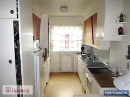 narrow kitchen design with modern space saving design narrow
