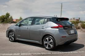 nissan leaf used car how does the 2018 nissan leaf measure up news cars com