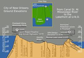 Ninth Ward New Orleans Map by Drainage In New Orleans Wikipedia