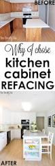 best ideas about refacing kitchen cabinets pinterest kitchen cabinet makeover reveal refacingresurface oak cabinetslaminate