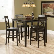 Five Piece Dining Room Sets Edge Water 5 Piece Counter Height Dinette Set 416871 Sauder