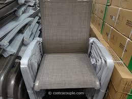 Costco In Store Patio Furniture - kirkland signature commercial sling chair