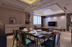 Purple Dining Room Interior Design For Living Room And Dining Room Latest Gallery Photo