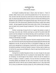 Nhs Character Essay Example   meramanu com