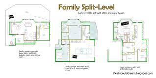 One Level Home Plans 100 Large Family Floor Plans 68 Best Sims 4 House